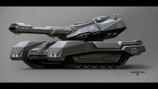 new LEOPARD 3 tank