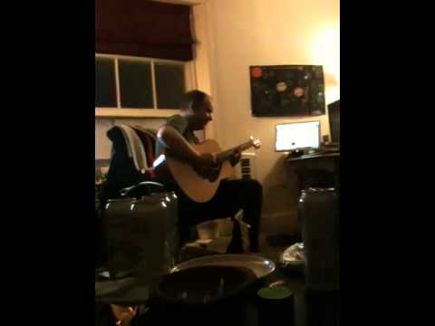 Danny's guitar
