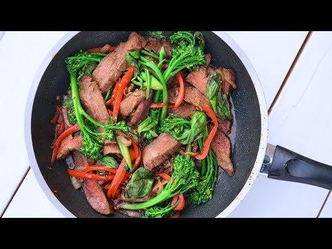 Thai Beef & Basil Stir Fry | Episode 147