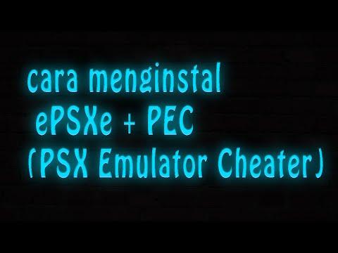 cara menginstal ePSXe + link download