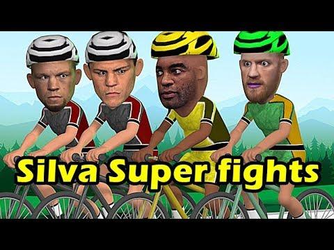 Anderson Silva wants Nick Diaz and Conor McGregor SUPER FIGHTS