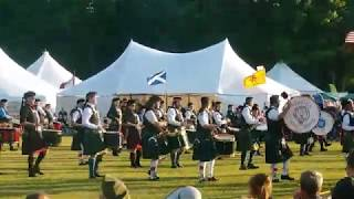 Travel Adventures with Wendy: Episode 9: Fergus Scottish Festival and Highland Games