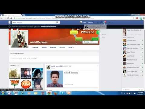 How to remove Add friend button on Facebook