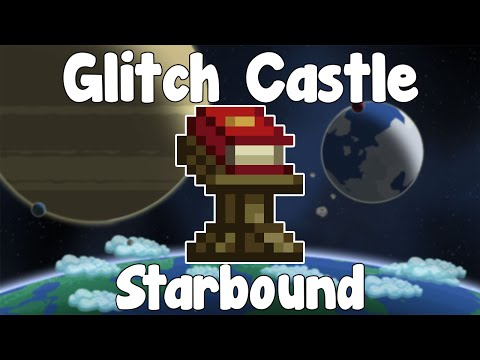 Black Knight Outpost Quest , Glitch Castle & More!? - Starbound Guide Unstable/Nightly Build