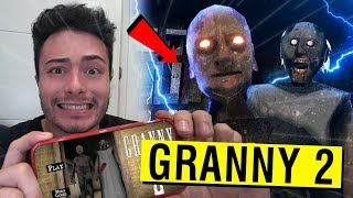 DO NOT PLAY GRANNY CHAPTER 2 AT 3 AM!! (GRANDPA IS HERE)