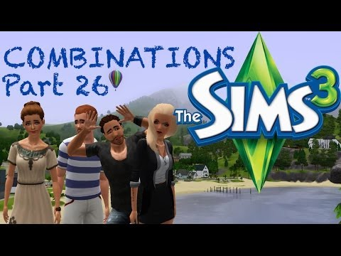 Let's Play The Sims 3 Combinations Part 26 - Josie's Prom Date