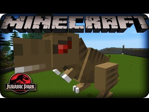Minecraft Dinosaurs Mod - SEASON 2 - Ep # 21 'TOTEM POLES?!!'