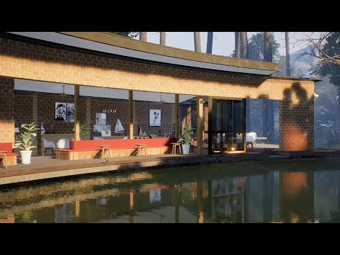 Awesome photorealistic World in Unreal Engine 4