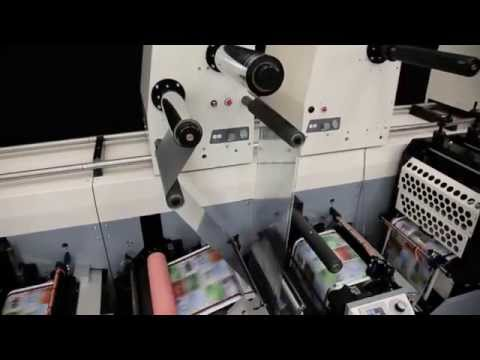 MPS Printing Presses: EF Multi Substrate Press