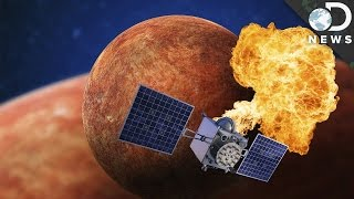 Why Did NASA Crash A Satellite Into Mercury?