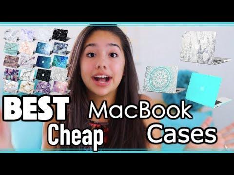 Best Cheap MacBook Cases!