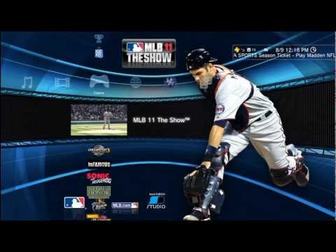 How to Put Music On Your PS3 and MLB 12: The Show (Part 1)