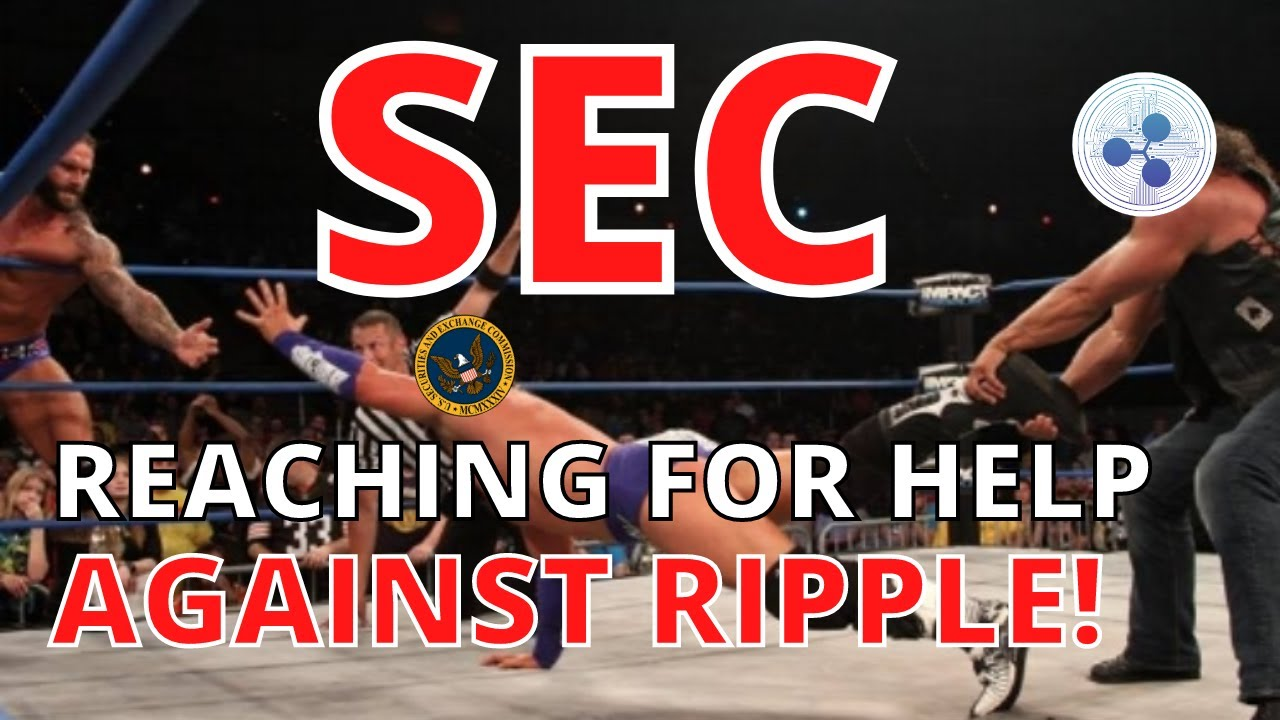 """XRP Ripple BREAKING news today: SEC seeks HELP in SEC v Ripple, """"No turning back,"""" former SEC lawyer"""