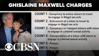 Ghislaine Maxwell, alleged accomplice of Jeffrey Epstein, arrested by FBI