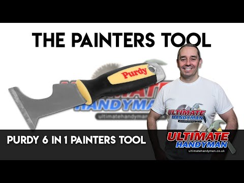Purdy 6 in 1 painter's tool