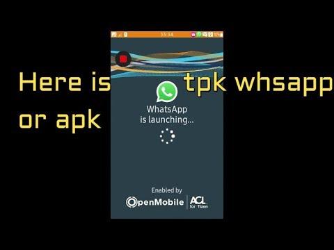 Whatsapp tpk in tizen (z1,z2,z3,z4)