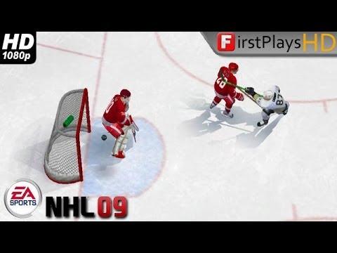 NHL 09 - PC Gameplay 1080p