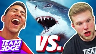 Depth Shark Attack Challenge!