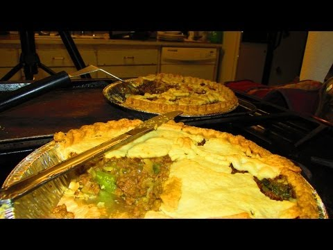 Easy meat pie recipe