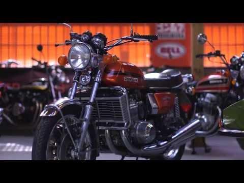 Proper Bikes - Japanese Superbikes