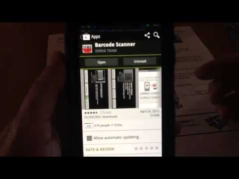 How to use your smartphone to read barcodes and QR codes