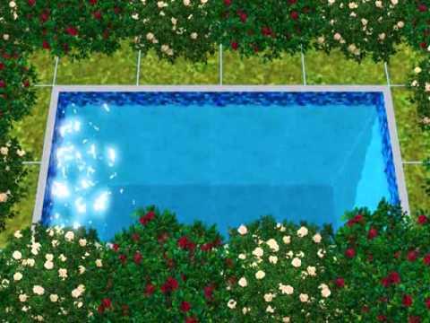 Sims 3 Garden
