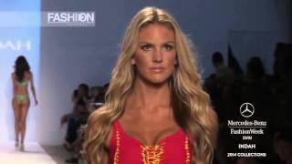 """""""INDAH"""" Miami Fashion Week Swimwear Spring Summer 2015 by Fashion Channel"""