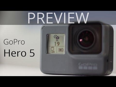 GoPro Hero 5 Black Edition Hands On