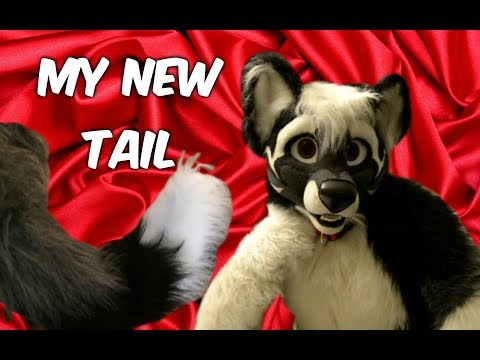 My New Animatronic Tail!