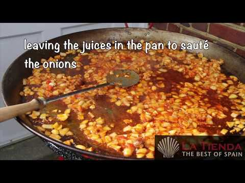 How to Cook a Chicken and Chorizo Paella