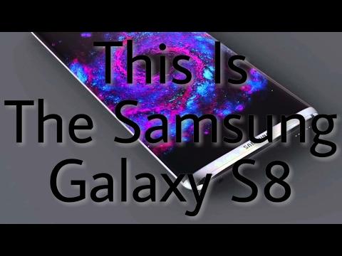 Samsung Galaxy S8 - Rumour Roundup in 60Secs