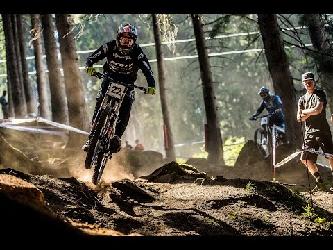 Gstaad-Scott / Dusty tracks, hidden rocks & wheel talk with Brendan and Neko