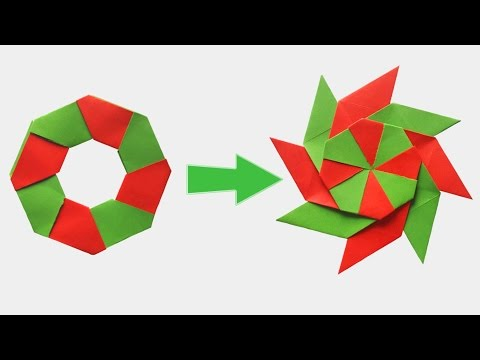 How To Make Paper Ninja Star | Very Easy | TCraft