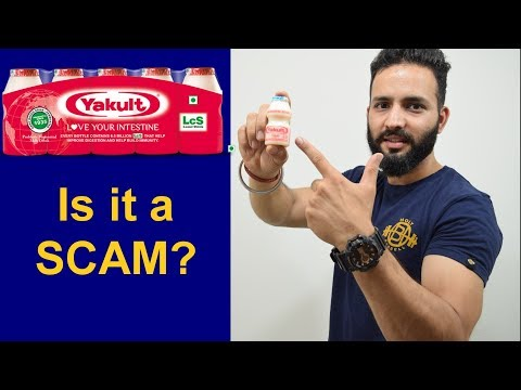 Is Yakult a Scam ? 5 best tips to improve digestion | Absorb more whey protein | Fjunction