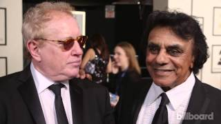 Download Johnny Mathis: The 2015 GRAMMYs Red Carpet Video