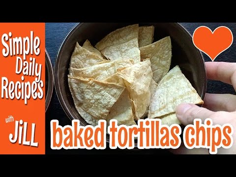 Baked More Tortillas Chips