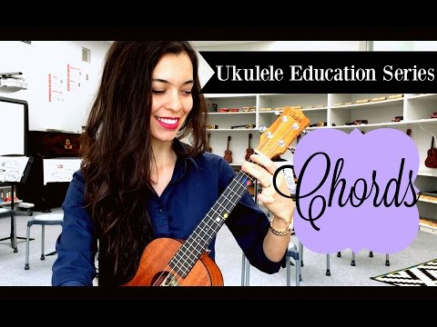 3 Steps for Teaching Chords - Ukulele Education Series Video 4
