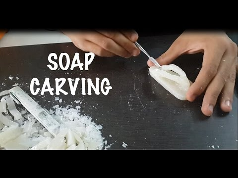 soap carvings/homemade soap carvings/handmade soap beginners carving