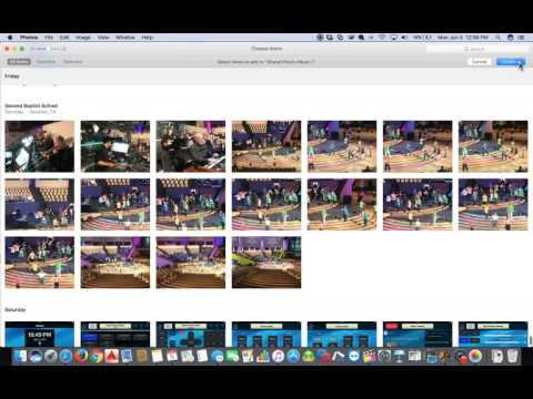 How to share iCloud photos to all your Apple Devices (Apple TV)