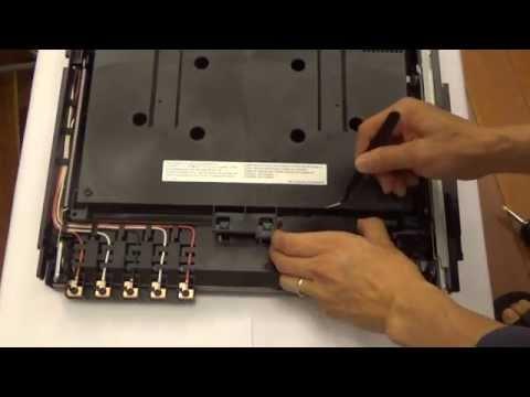 HP CP6015 CM6030 CM6040 Reset Fuse Installation for Transfer Belt
