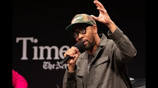TimesTalks: Wu-Tang Clan & Sacha Jenkins