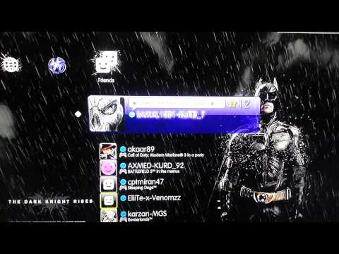 #online ID on ps3  add me