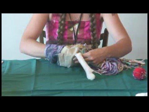 Rag Doll Making : Stuffing a Rag Doll Body