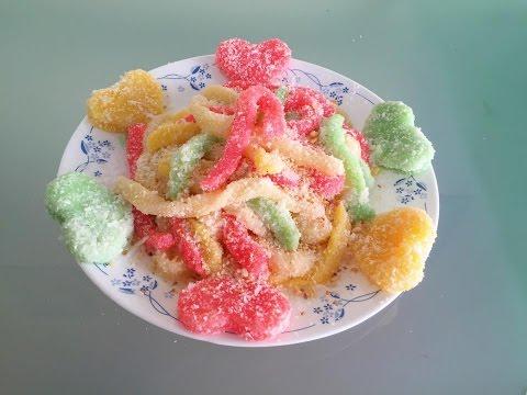 Bánh tằm | Silkworm cake or steamed cassava
