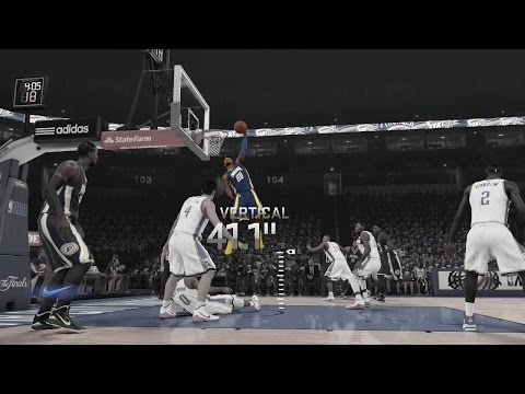 NBA 2K15 PS4 MYCAREER - Playoff Finals G4 - 0 Turnovers But Short Video Sorry!