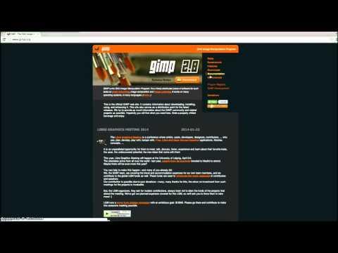 How To Download GIMP 2.8 (Mac) *EASY WAY*