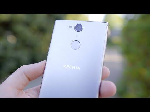 Sony Xperia XA2 - Mittelklasse im Test