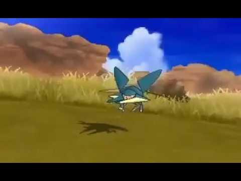 Pokemon Sun and Moon. Vikavolt revealed!