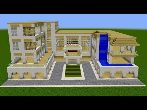 Minecraft - How to build a awesome house