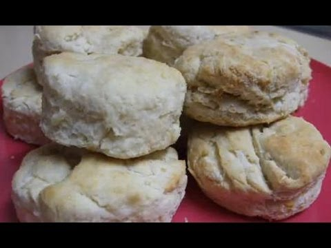 How to Make Buttermilk Biscuits - from scratch